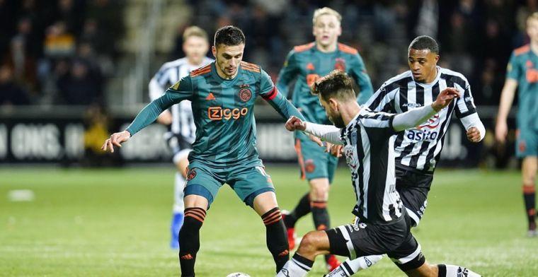 Borst ziet zieltogend Ajax: 'Vorig seizoen briljant, nu belediging voor zichzelf'