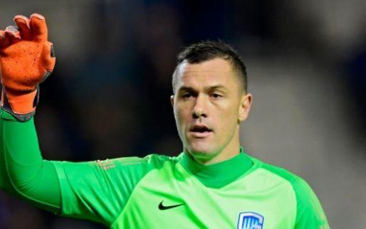 Einde verhaal voor Vukovic (34) bij Genk?