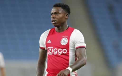 'Ajax mogelijk met Ziyech én Promes tegen Getafe, Neres nog niet terug'