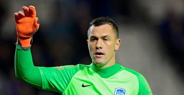 Einde verhaal voor Vukovic (34) bij Genk? De club moet keuzes maken