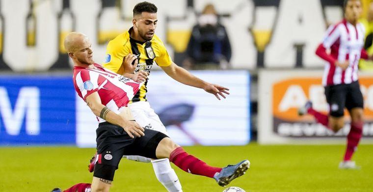 'Schade Hendrix valt mee: PSV met middenvelder in topper tegen Feyenoord'