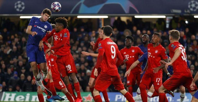 Chelsea wordt gekleineerd door Bayern en mag alvast afscheid nemen van Europa