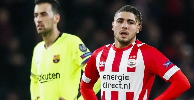 Te weinig kansen bij PSV: 'Nog altijd in zich om de top te halen'