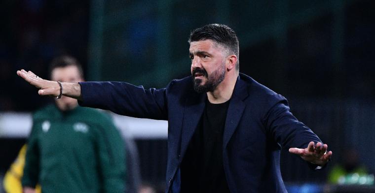 Gattuso: 'Barcelona scoorde ook niet als we hele avond hadden gespeeld'