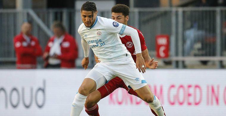 Romero denkt aan terugkeer bij PSV: 'Je zag bij afwerkvormen wel dat hij goed was'