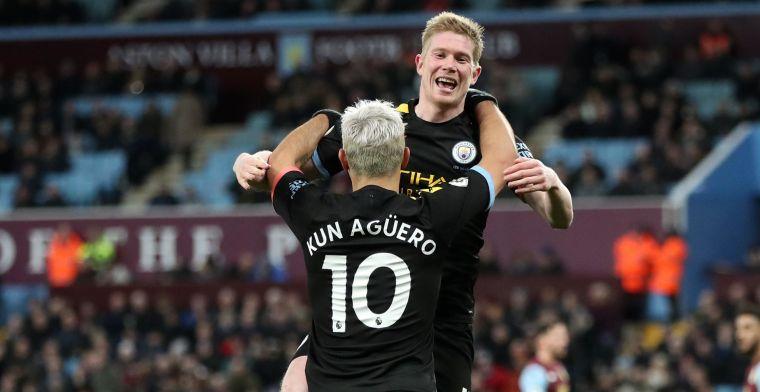 Manchester City staat voor moeilijke dobber: Defensief is het zeer kwetsbaar