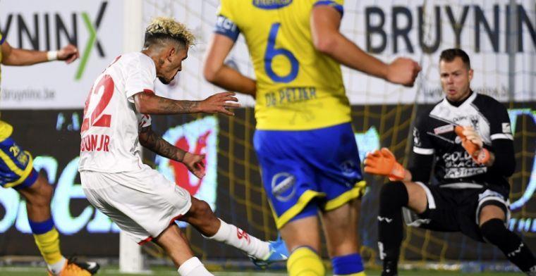 'Sint-Truiden zet Standard verder onder druk, met Manchester City als voorbeeld'