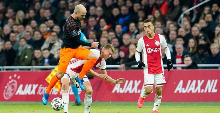 Onderzoek naar incidenten tijdens Ajax-PSV: antisemitische spreekkoren in ArenA