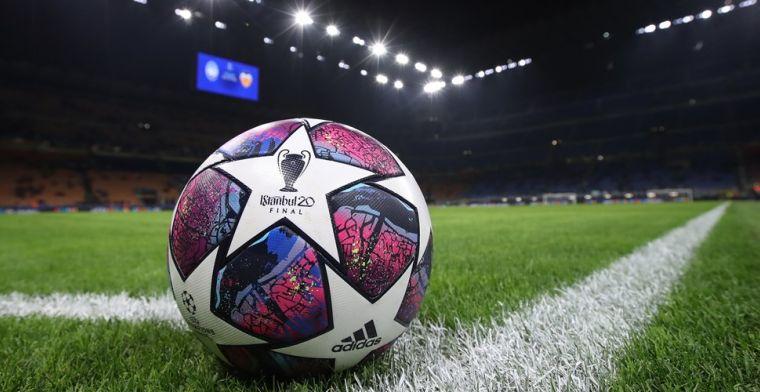 UEFA maakt risicoafweging: één Europees duel zonder fans door coronavirus