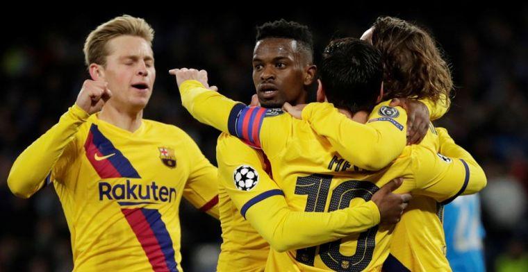 'Vermiste' Frenkie de Jong krijgt een 4: 'Ajax verkocht verkeerde film aan Barça'