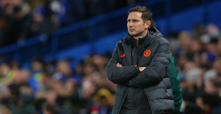 Lampard door het stof na afstraffing Chelsea: 'Bayern heeft ons overklast'
