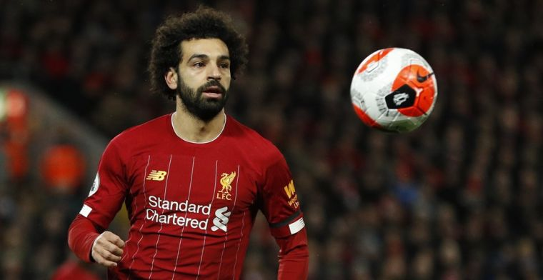 Vertrek Salah niet uitgesloten: 'Hij wil die grote transfer naar Real of Barça'