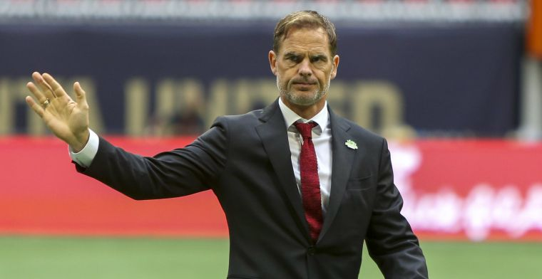 De Boer heeft hard hoofd in Ajax-comeback: 'Gaan ze weer zeiken bij de scheids'