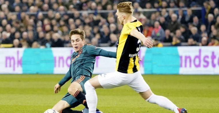 Advies voor Ajax: 'Eiting als quarterback en Gravenberch volledig in zijn dienst'