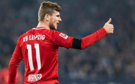 Afbeelding: 'Barça en Man U informeerden tevergeefs: Werner wacht beweging Liverpool af'