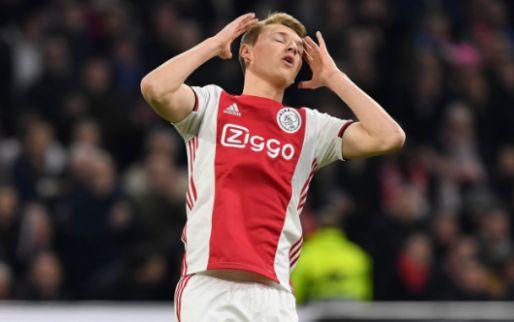 LIVE: AZ en Ajax Europees uitgeschakeld na dramatische avond (gesloten)