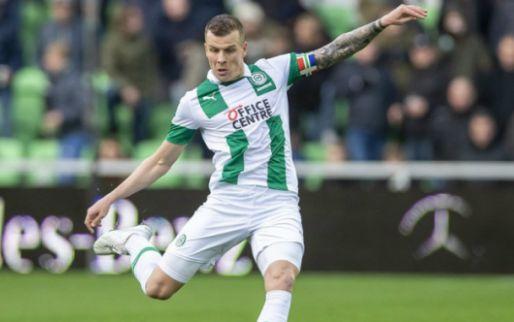Afbeelding: Late transfer in de maak: Memisevic niet met FC Groningen mee naar Tilburg