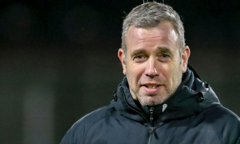 Afbeelding: Succes Jong FC Utrecht verklaard: 'Daardoor maken we behoorlijke stappen'