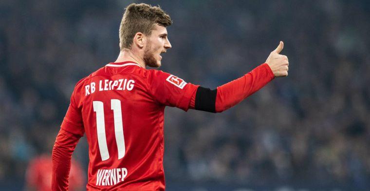 'Barça en Man U informeerden tevergeefs: Werner wacht beweging Liverpool af'