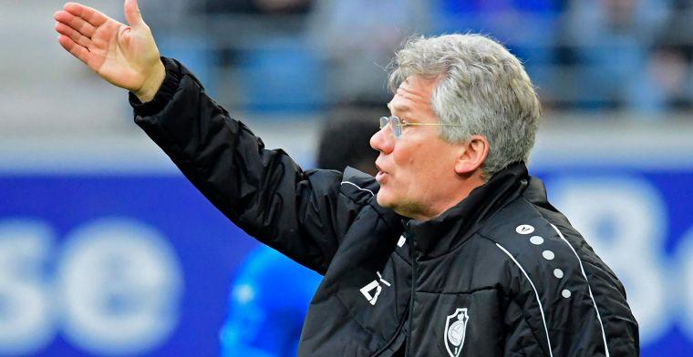 Club Brugge heeft er opvallende supporter bij: Man United is Lokeren niet, hé