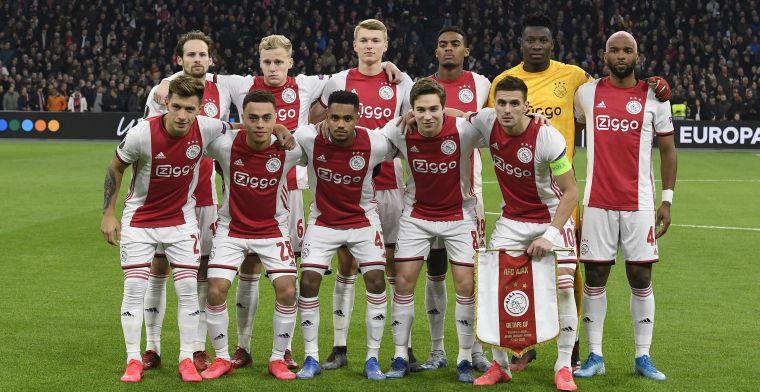 Spelersrapport: Ajax dondert met drie onvoldoendes van Europees podium