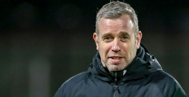 Succes Jong FC Utrecht verklaard: 'Daardoor maken we behoorlijke stappen'