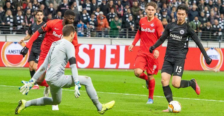 Spoedberaad in Salzburg: Europa League-duel met Eintracht Frankfurt afgelast