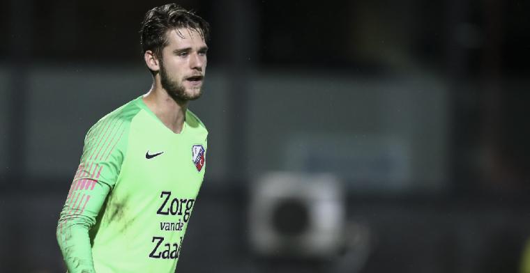 FC Utrecht langer door met doelman: Onderscheidt zich regelmatig