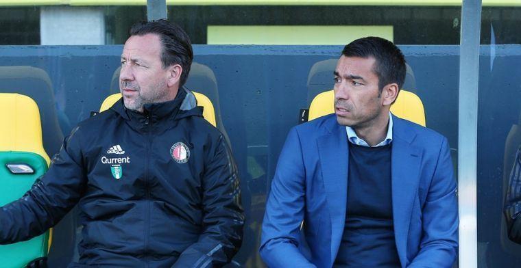 'Van Bronckhorst klopte aan bij oude club: Feyenoord wees bod van 4 miljoen af'