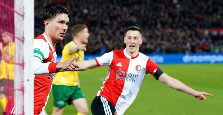 Koeman bezoekt clubs: 'Dat doet hij bij Ajax, PSV en bij Feyenoord voor mij'