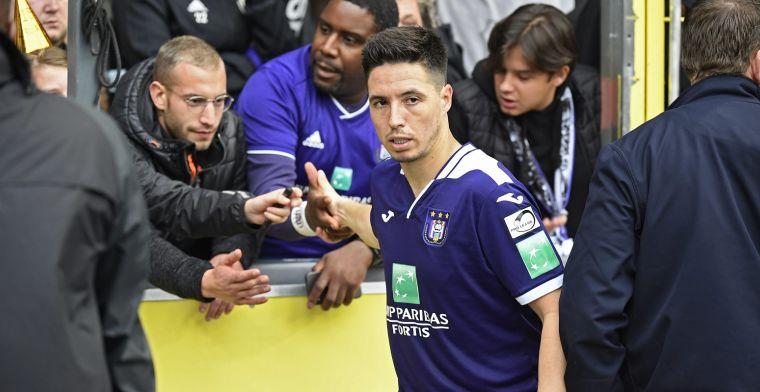 Anderlecht maakt zich kopzorgen om Nasri: Dat is niet het geval