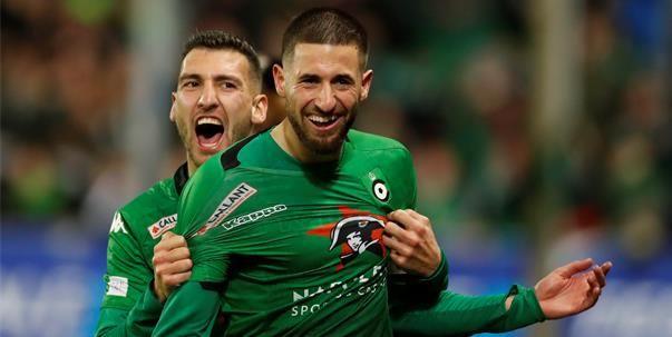 'Belgische interesse voor De Belder, Cercle Brugge schotelt nieuw contract voor'