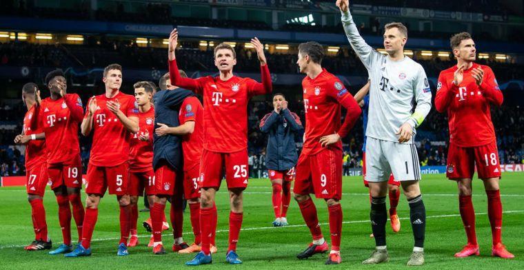 Jon Bon Jovi onthult: 'Bayern-spelers zaten avond voor Chelsea-uit aan de whisky'