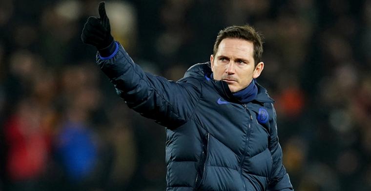 Lampard ontkent 'Kepa-vete': 'Ik heb deze week heel wat onzin gelezen, niet waar'