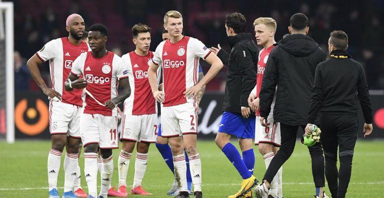 Kritiek op transferbeleid Ajax: 'De standaard van aankopen zal omhoog moeten'