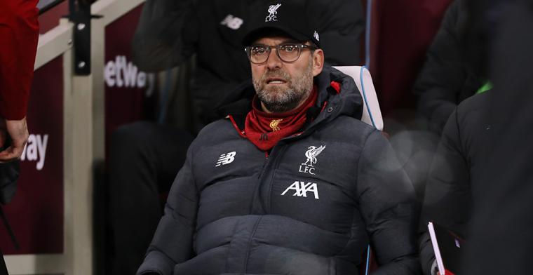 'Speculaties in Engeland: mogelijk streep door huidige Premier League-seizoen'