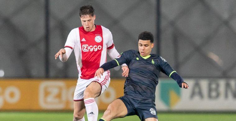 Pierie komt niet uit verf bij Ajax: 'Komt in geen velden of wegen in plannen voor'