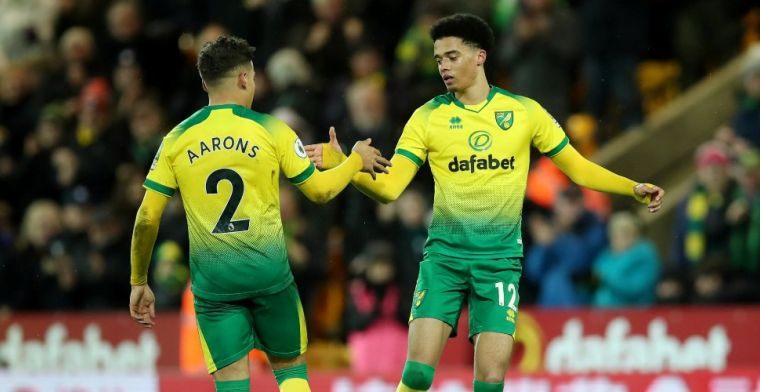 Krul en Norwich verrassen tegen Leicester City: prachttreffer Lewis geeft doorslag