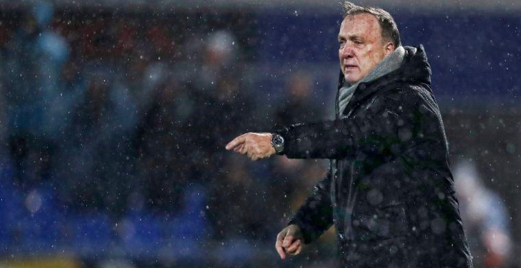 Advocaat geeft vervanger Larsson tegen PSV prijs: 'Ja, dat is zeker'