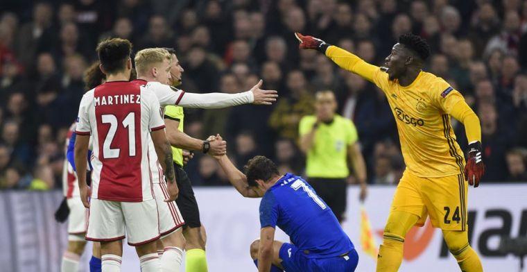 Geen vrees voor dramatische Ajax-week: 'Als je het mij vraagt slopen we iedereen'