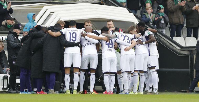 Statistiekencentrum voorspelt: 'Antwerp en Genk halen Play-Off 1, Anderlecht niet'