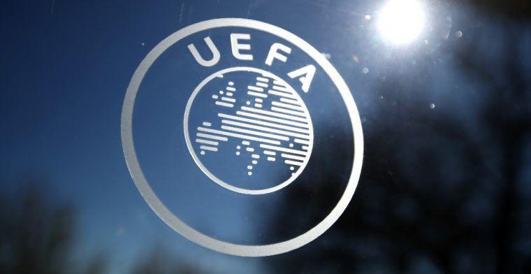 'UEFA in gesprek met politieke bronnen: EK mogelijk in gevaar door Coronavirus'