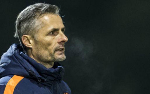 Go Ahead Eagles stelt Van Wonderen aan als nieuwe hoofdtrainer