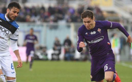 United stuurt scouts naar Italië voor Fiorentina-aanvaller