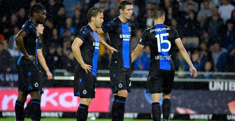 'Club Brugge houdt hart vast, race tegen de klok voor Vormer en Dennis'