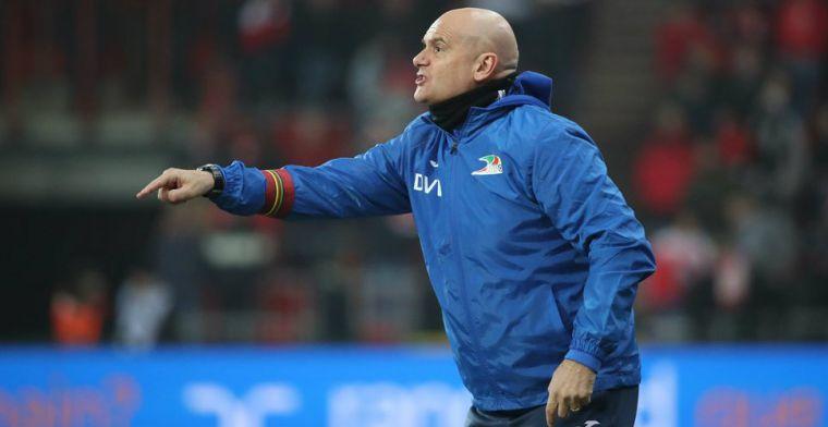 'Mayonaise met spelers pakt niet' in Oostende: Van Wijk na 7 duels al ontslagen