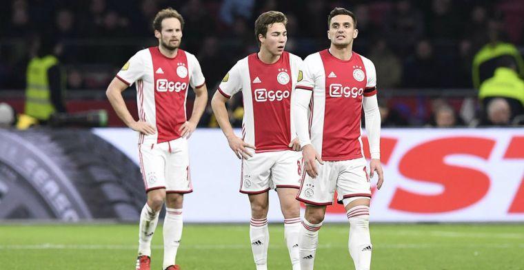 De Eredivisie-flops: Ajax-drietal en Rosario vormen Super Sunday-delegatie