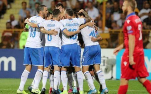 Afbeelding: Italië niet gelukkig met Oranje als opponent: 'Ronald heeft het geweldig gedaan'