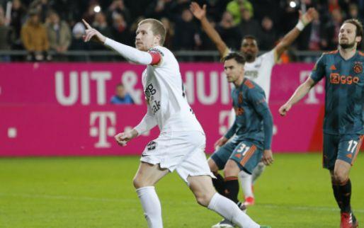 Afbeelding: John van den Brom maakt Ajax-crisis compleet en plaatst zich voor bekerfinale