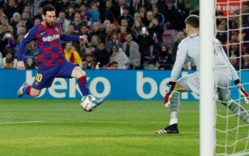 Afbeelding: Barça dankt Messi en herstelt zich met moeite van nederlaag in Clásico